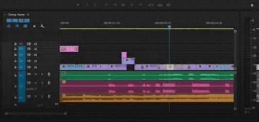Adobe Premiere Pro 動画編集ソフト